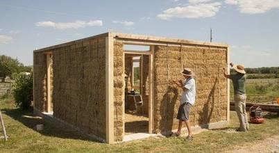 Eco House Turkey Saman - Kerpic Ev