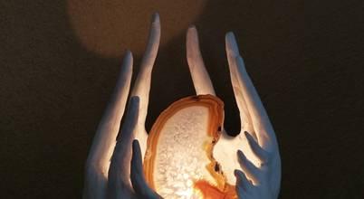 Keramikwelten Stein und Duft