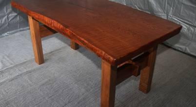 一枚板のテーブル&インテリア 坂本銘木店