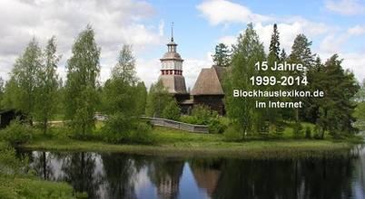 Blockhaus ABC - Blockhauslexikon