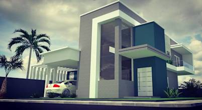 BE - Arquitetura, Paisagismo e Interiores