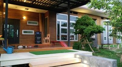 D-Built รับออกแบบสร้างบ้าน