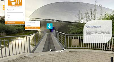 360° Business Touren - Fotografie - VR - Panografico