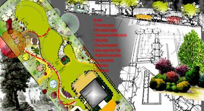Bioarchitektura  - Ogrody, Krajobraz, Zieleń we wnętrzach