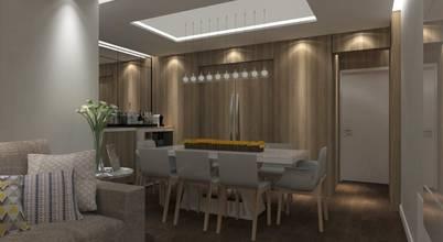 Nádia Catarino - Arquitetura e Design de Interiores