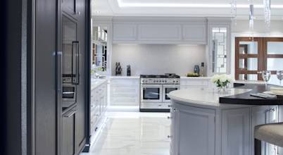 Designer Kitchen by Morgan