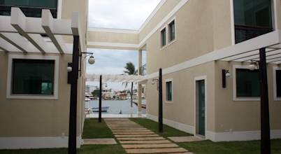 DHN arquitetura