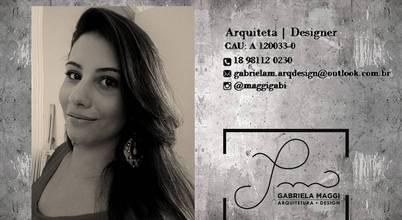 GABRIELA MAGGI | ARQUITETURA & DESIGN