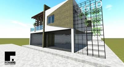 Romarq. Diseño y construcción