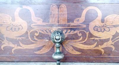 Restauro ligneo di arredi e opere d'arte , artigianato artistico