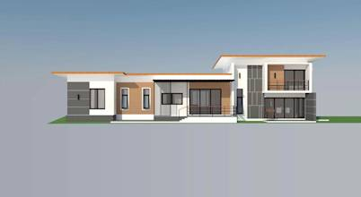 Mehome ออกแบบและรับสร้างบ้าน
