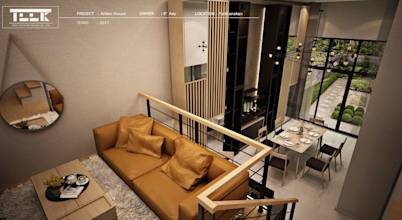 Teek interior design