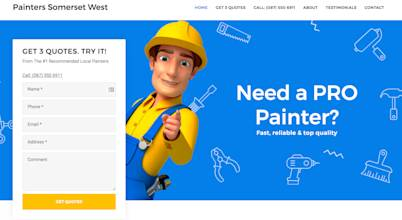 #1 Painters Somerset West