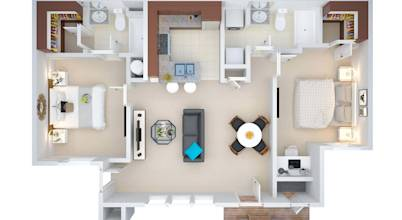 Floor Plan For Real Estate