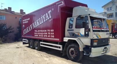 Ankara Şehir Dışı Eşya Taşımacılık Şirketleri