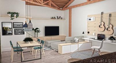 ARAMADO arquitetura+interiores