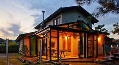 썬룸과전원주택