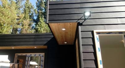 Incove - Casas de madera minimalistas