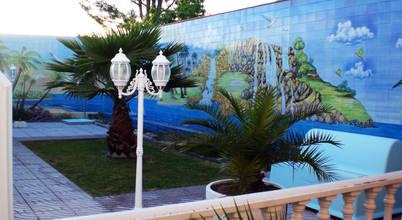 Gestos Nativos - azulejos