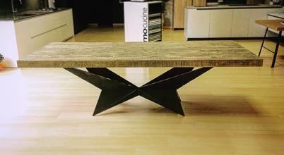 PROMETEO - Laboratorio del legno di Paolo Rovere-