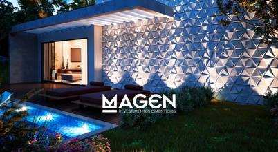 MAGEN | Revestimentos Cimentícios