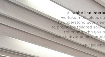 white line interiors