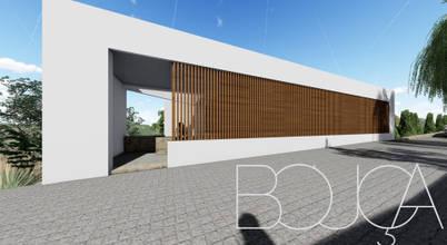 Bouca, Arquitetura