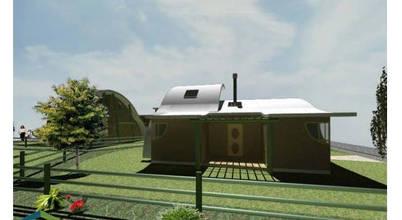 eco cero - Arquitectura sustentable en Talca