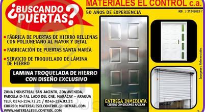 MATERIALES EL CONTROL, C.A.