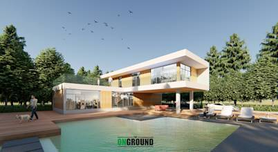 The OnGround บริษัทรับสร้างบ้านสไตล์ Modern Japanese