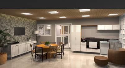 Gláucia Vianna Arquitetura, Interiores e Iluminação