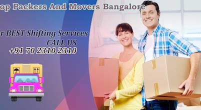 Packers And Movers Bangalore | 100% Safe And Trusted Shifting Services‎