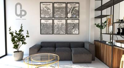 GIOP arquitectura e interiores