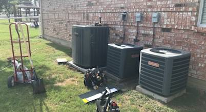 Central Mechanical HVAC Services