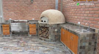 Oven grill