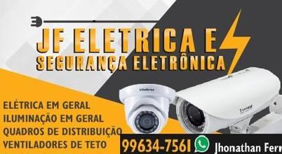 JF Eletricista e Segurança Eletrônica