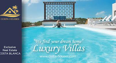 COSTA HOUSES Luxury Villas S.L · Exclusive Real Estate in Javea COSTA BLANCA Spain