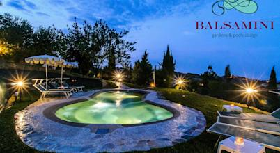 Balsamini Gardens & Pools Design