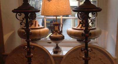 Garden Antiques in Tetbury, UK : Twig Antiques & Interiors