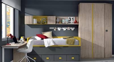 Diseño Juvenil - todo en mueble juvenil