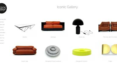 Iconic Design Vintage Furniture