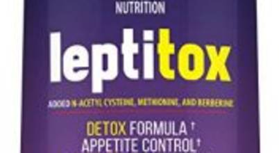 Leptitox Nutrition Supplement
