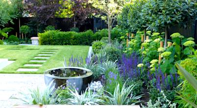 Hampstead Garden Design