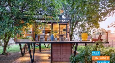 Casa Container Marilia - Barros Assuane Arquitetura
