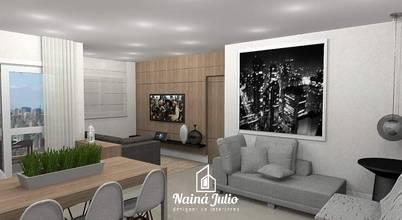 Nainá Julio  - Designer de Interiores