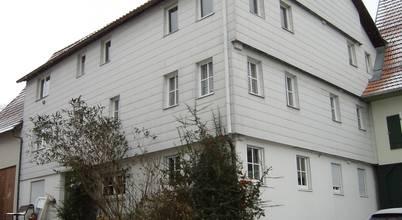 Ausbau und Fassade Lamparth