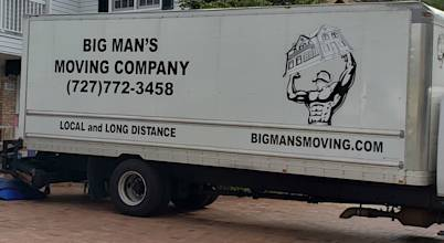 Big Man's Moving Company