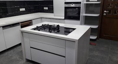 Kit Tech Modular Kitchen