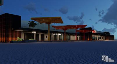 3DF. arquitetura
