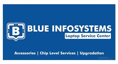 Blue Infosystems - Laptop Service Center In Thoraipakkam